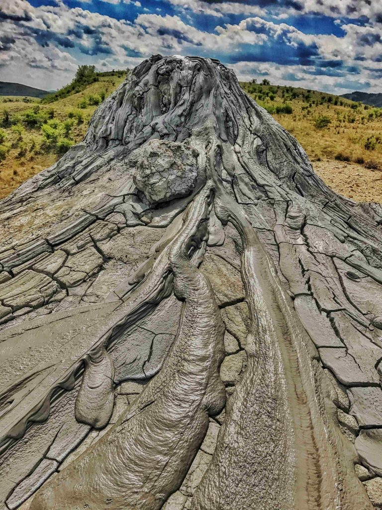 Muddy Volcanos, Berca