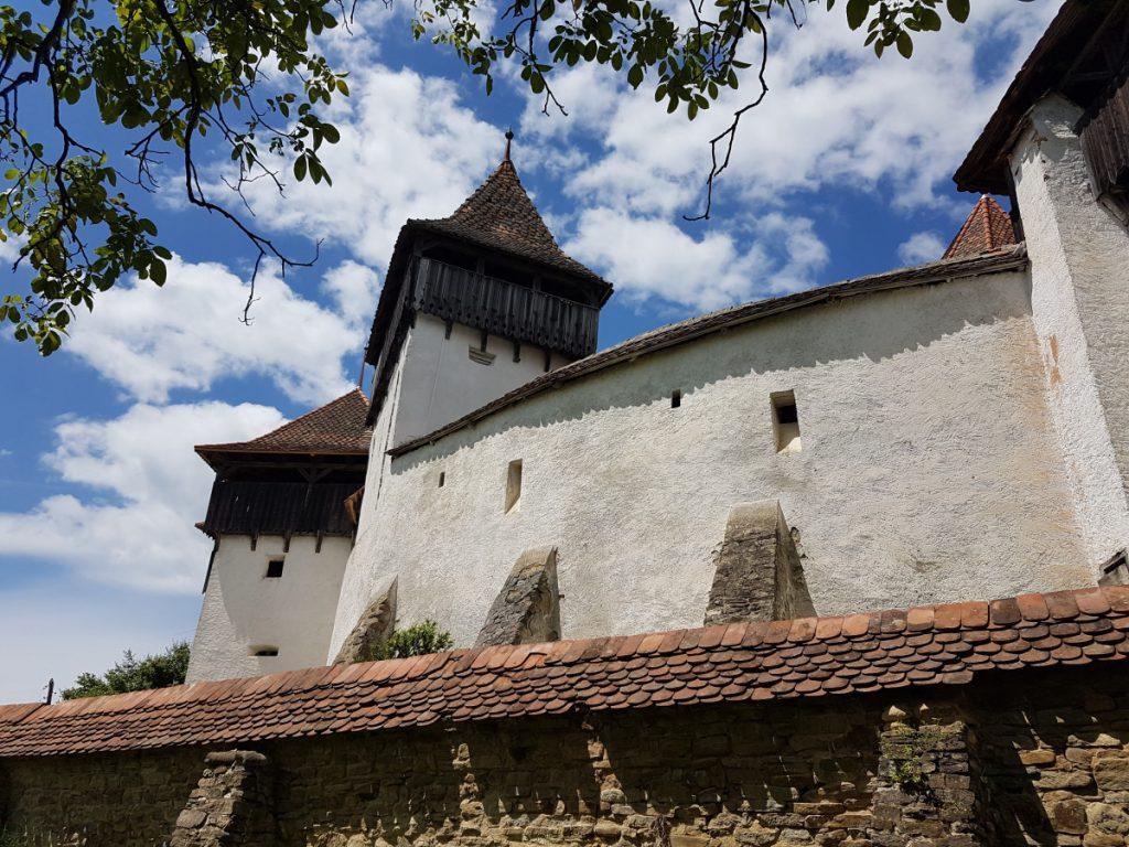 Fortified Church in Viscri