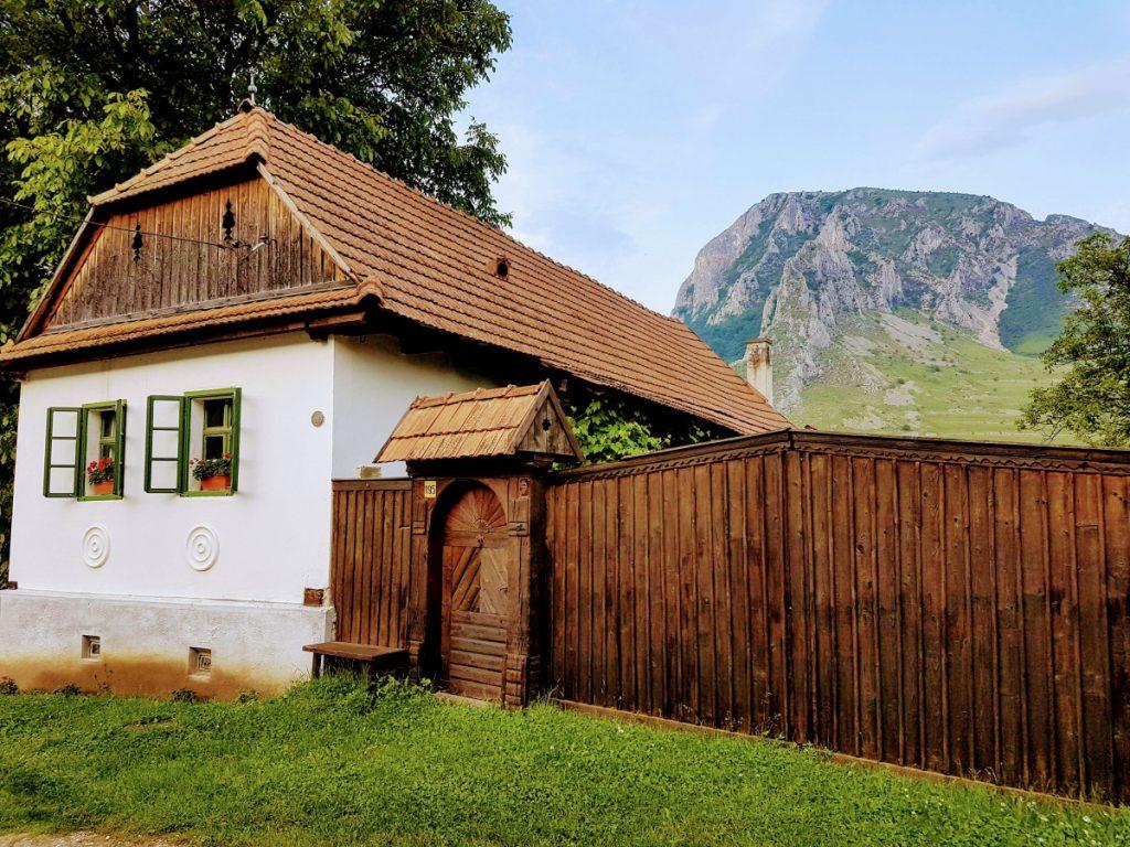 House in Rimetea Village