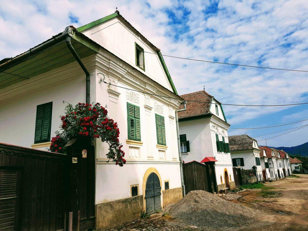 Rimetea Village in Romania