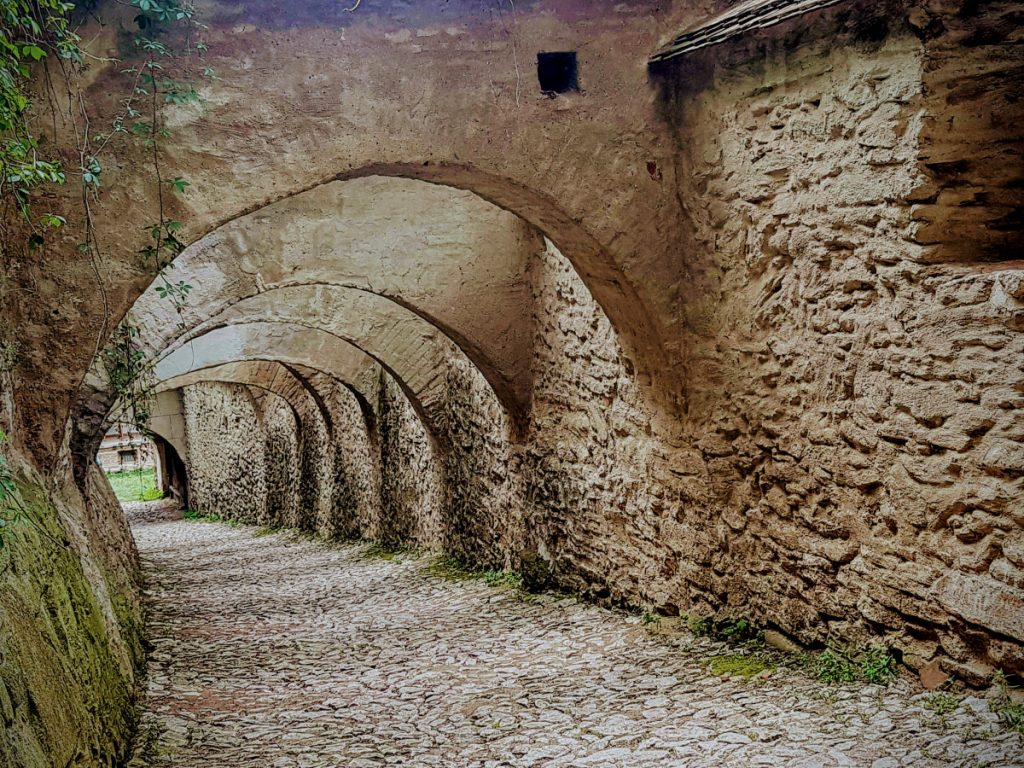 Biertan Fortified Walls