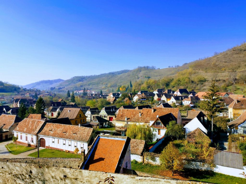 Biertan - village in Romania
