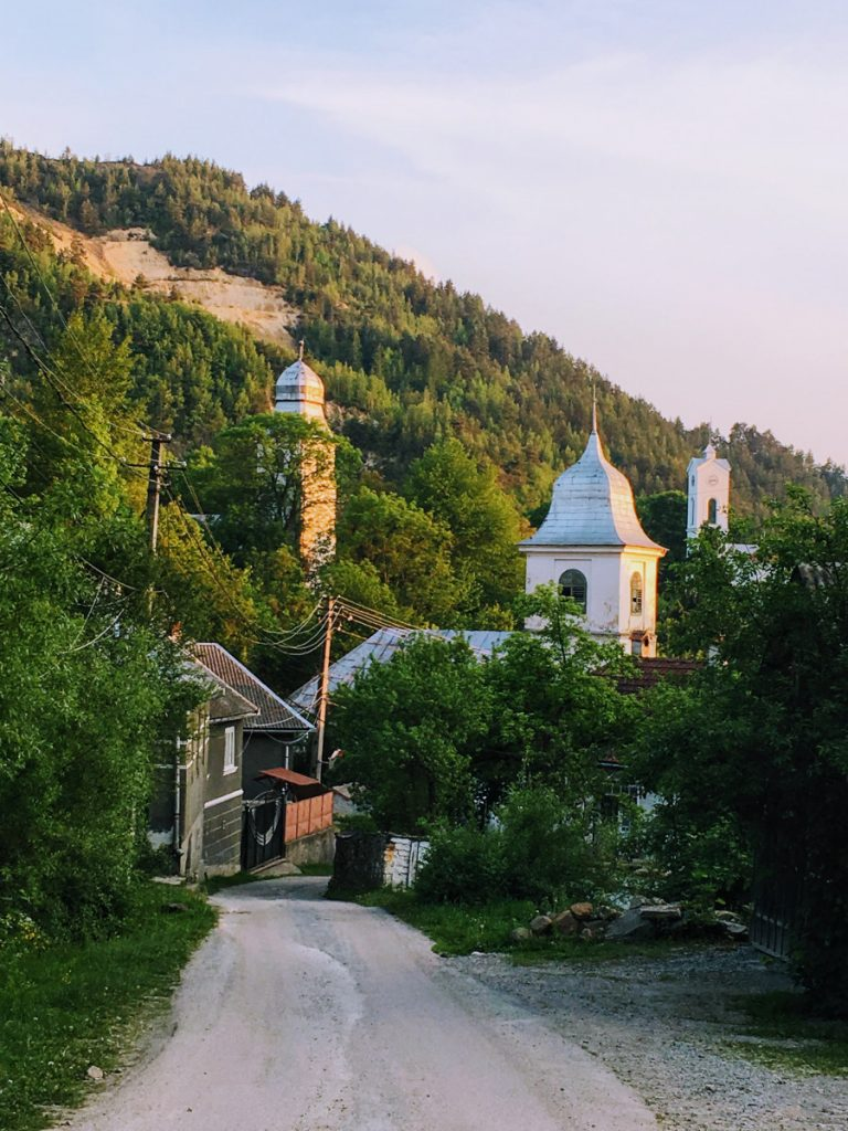 Churches in Rosia Montana