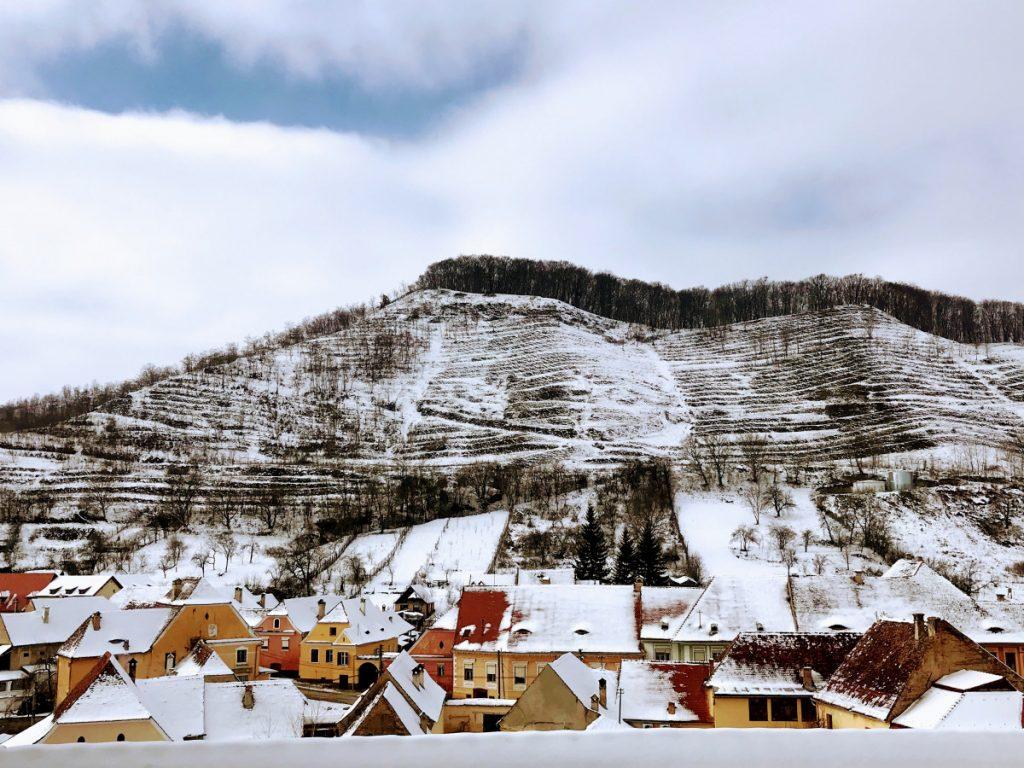 Biertan - village in Romania
