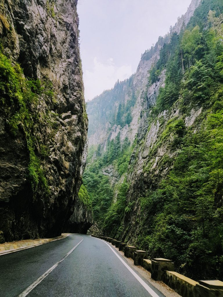 The most spectacular gorges in Romania