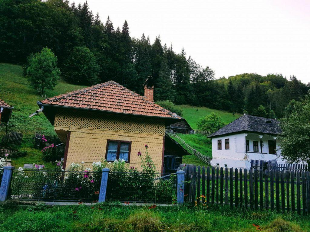 Dâmbovicioara house