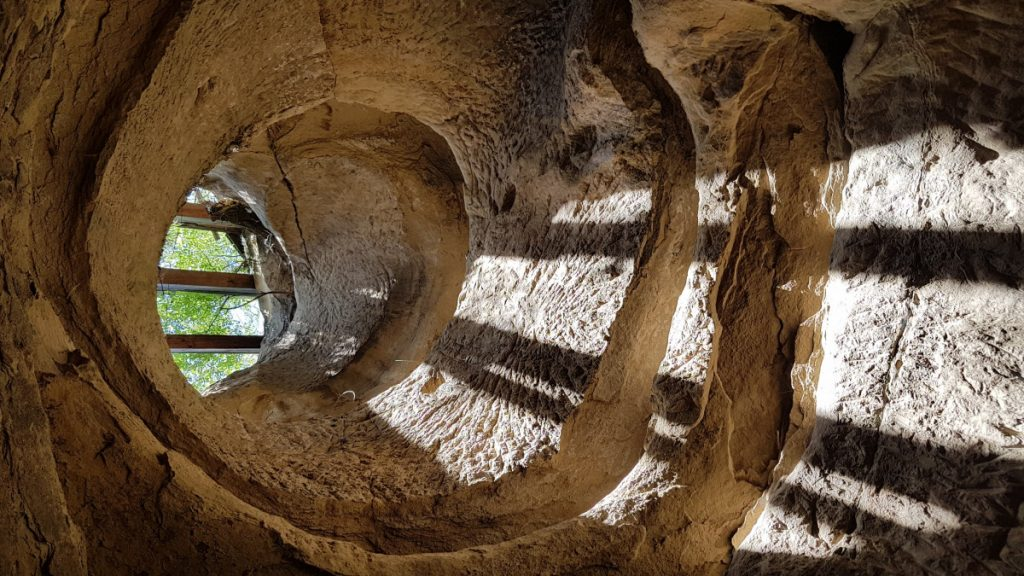 Sinca Veche (Brasov) Cave Temple