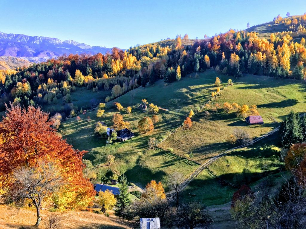 Autumn in Magura Village