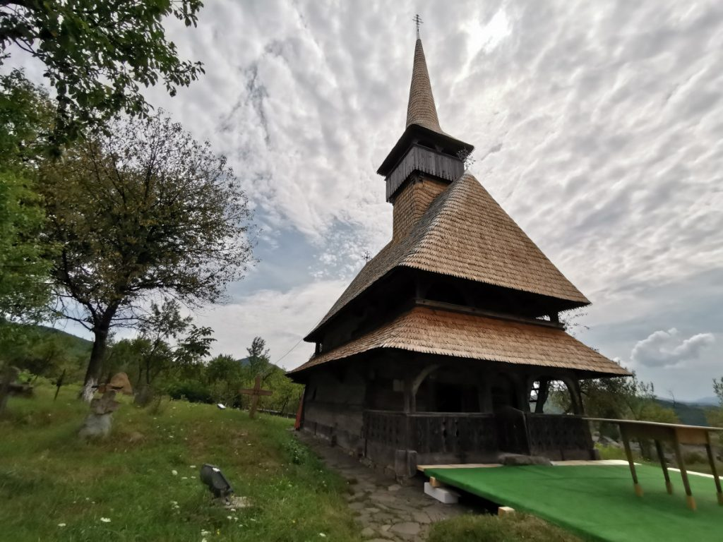 Bârsana Wooden Church