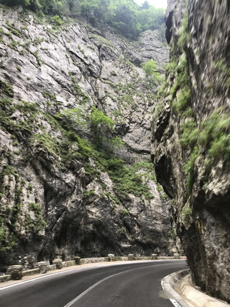 Bicaz Gorge