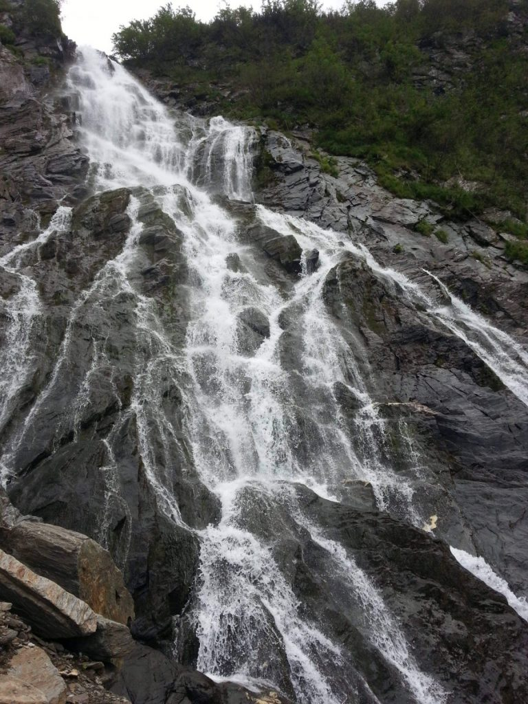 Balea Waterfall