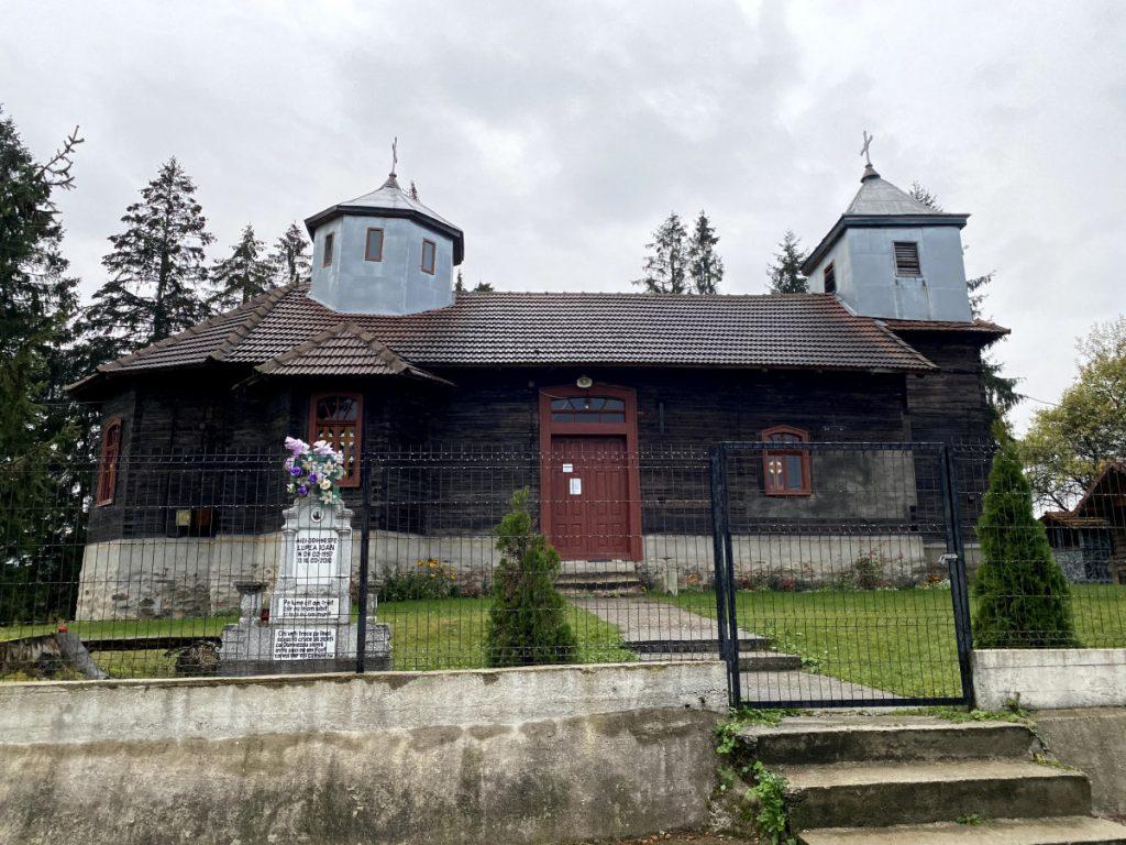 Church in Târsa
