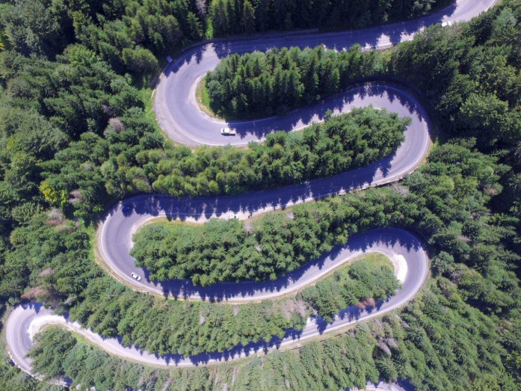 """The Key Road"" at Cheia"