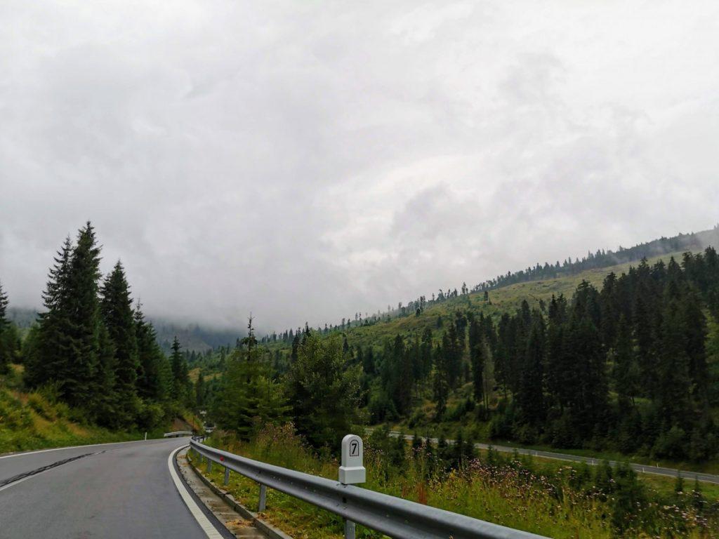 Prislop Mountain Pass