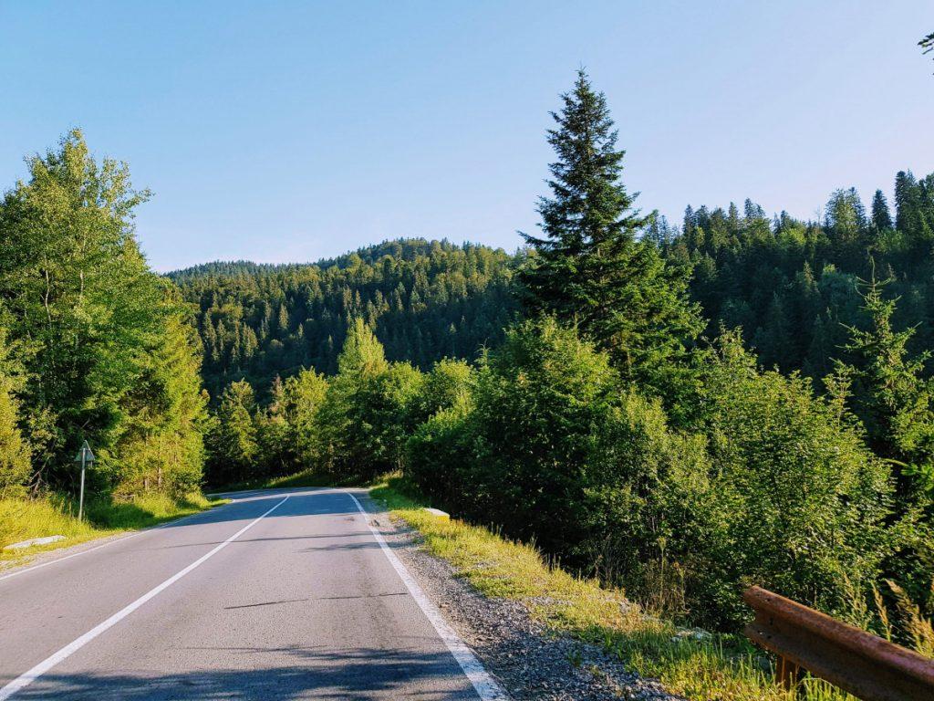 Borsec Pass
