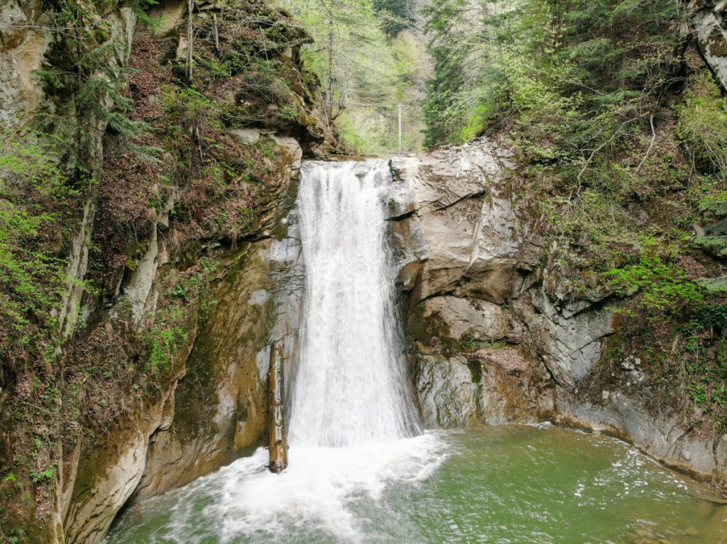Pruncea Waterfall