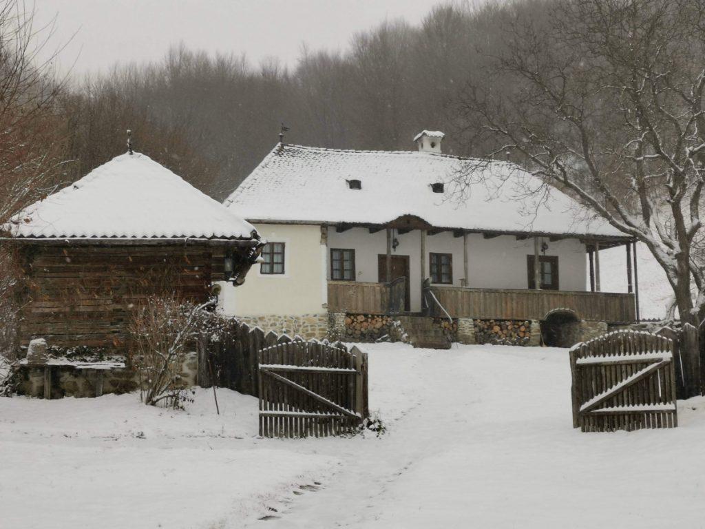 House in Valea Zălanului