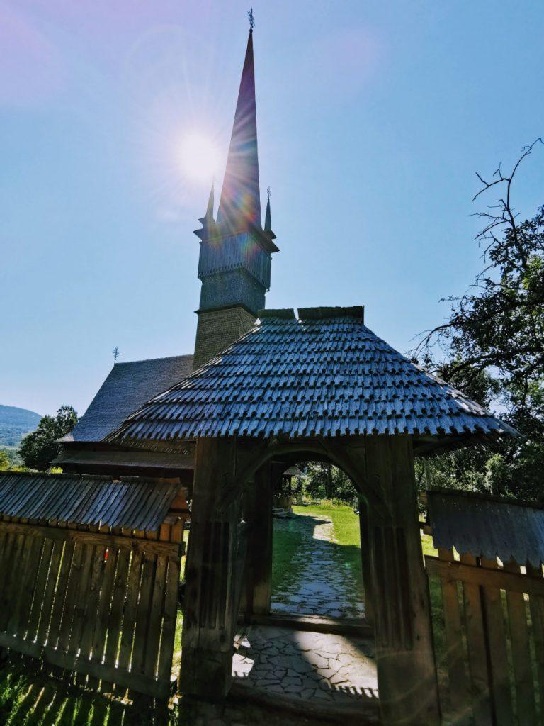 Plopis Wooden Church (Maramures)