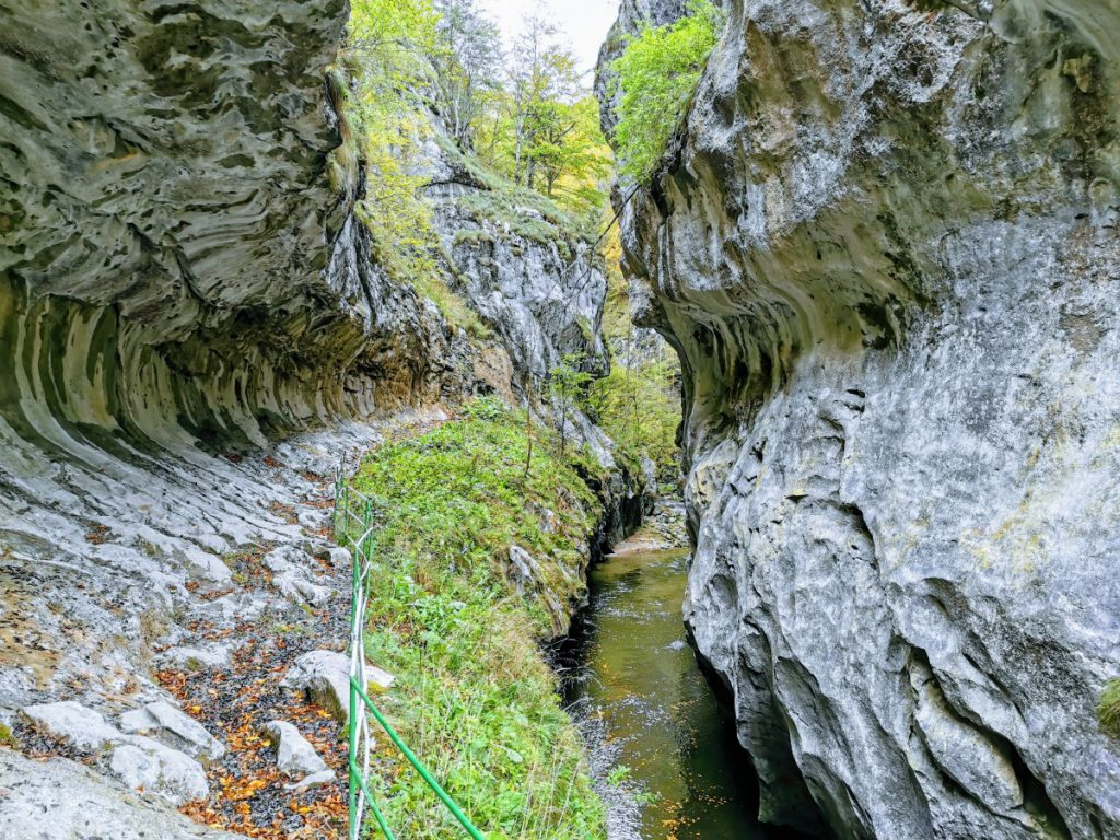 Corcoaia Gorges