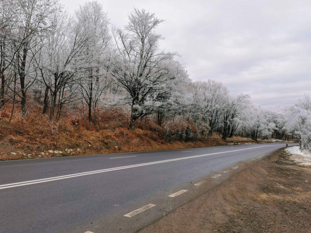 2 seasons in Oituz Pass