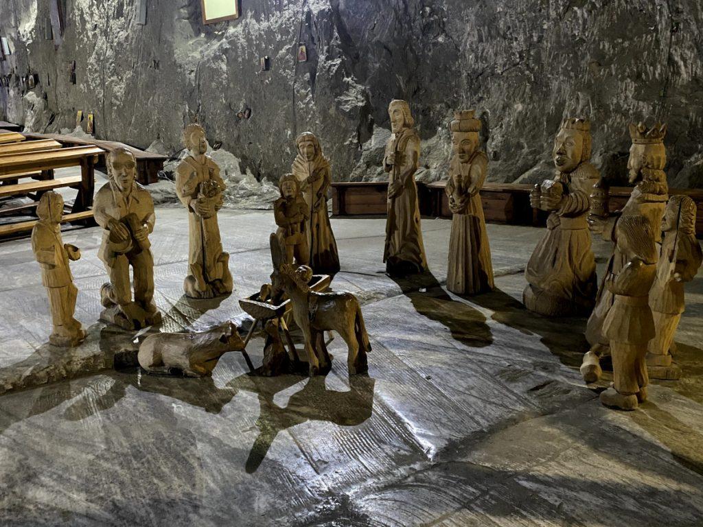 Praid Salt Mine