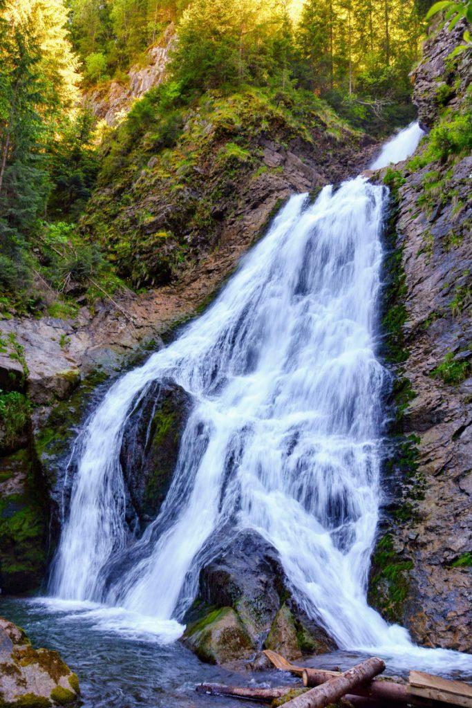 Bride's Veil Waterfall